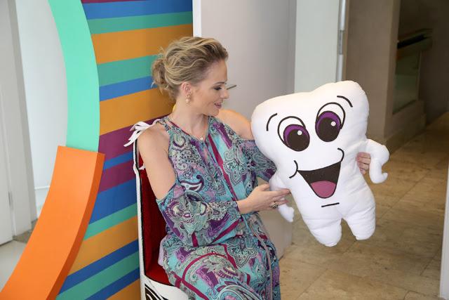 Transformando medo do dentista em sorrisos