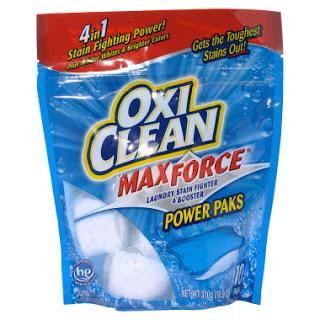 Produtos de limpeza nos EUA