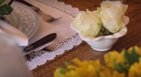 Em Casa com Marina: Mesas