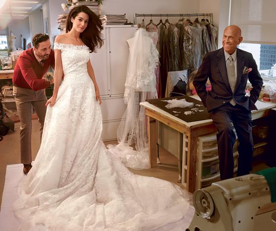 O que Kate Middleton, Amal Alamuddin (Sra Cloney) e Marilyn Monroe têm em comum