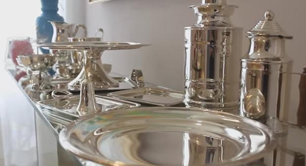 """""""Em casa com Marina"""": cuidando dos seus objetos de prata!"""