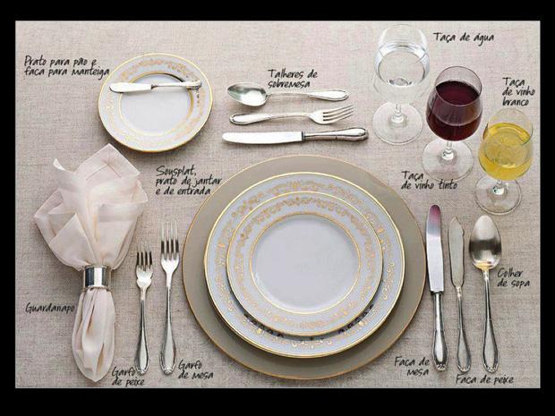 Em casa com Marina: regras de etiqueta na mesa!
