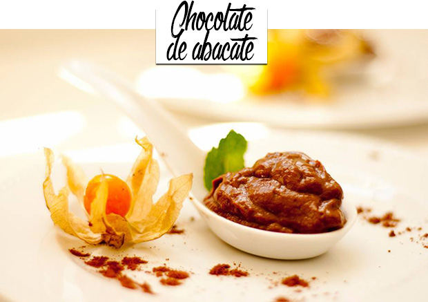 Receitinhas Secretas do Kurotel chocolate de abacate ask mi marina xando