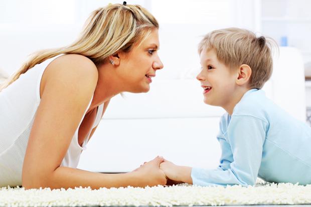 Como se conectar com seu filho by Leticia Barsotti!