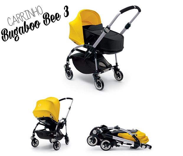 os melhores carrinhos de bebe ask mi marina junqueira Bugaboo Bee 3