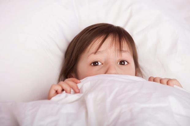 Crianças e o medo na hora de dormir!