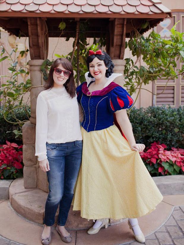 Segredo revelado: onde encontrar as Princesas na Disney!