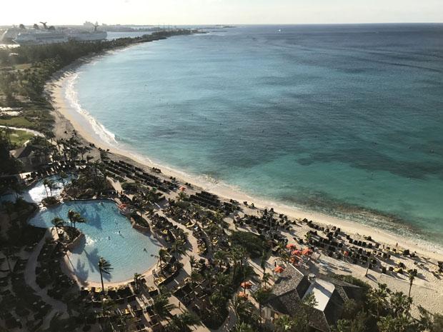 Hotel Atlantis em Nassau!