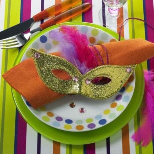 Inspiração para decorar no CARNAVAL!