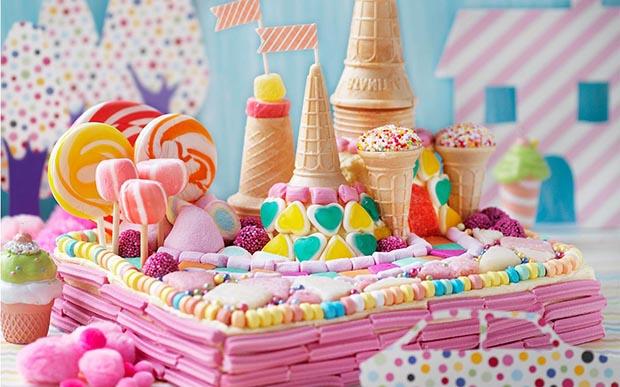 Tema de festa: Candy Party!
