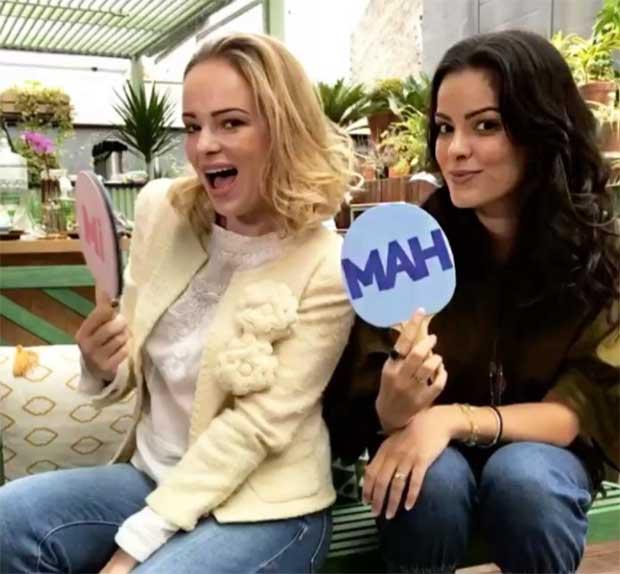 Os segredinhos das irmãs Mariah Bernardes e Marina Xandó by Glamour Games!