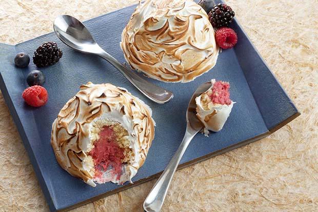 Aprenda a preparar Sorvete de Forno!