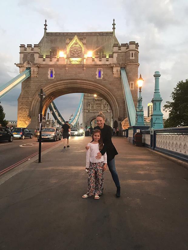 Londres, primeiro dia!