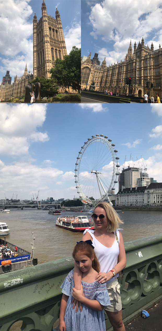 Londres, terceiro dia!
