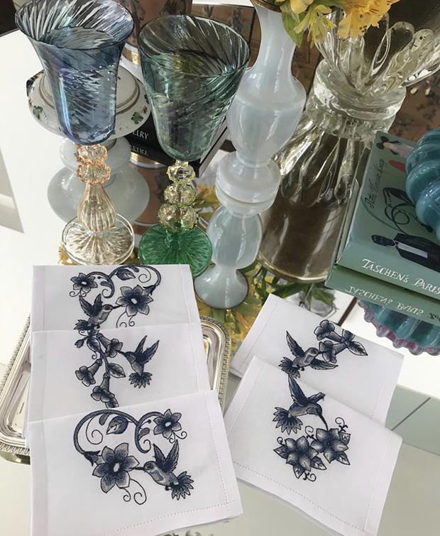 Os produtos lindos e delicados do Atelie Viviane Friolli!