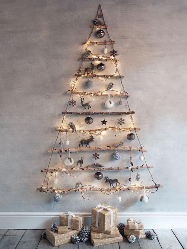 Decor de Natal para espaços pequenos!