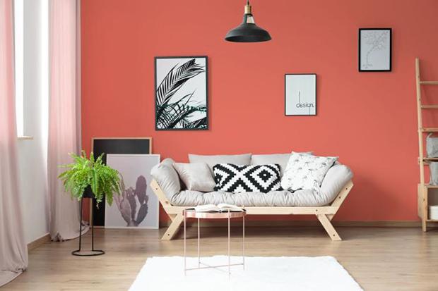 Living Coral: a cor Pantone 2019 na decoração de sua casa!