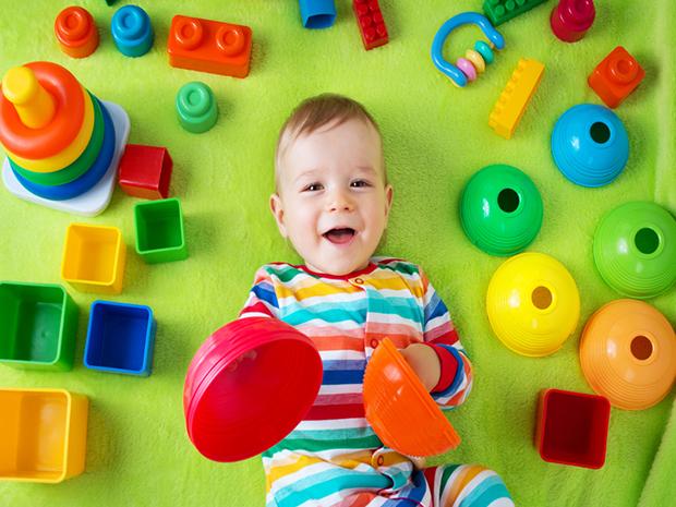 Dicas para manter os brinquedos higienizados!