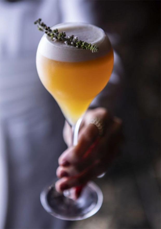 Drink delicioso e refrescante!