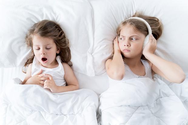 Ronco em crianças: quando os pais devem se preocupar?