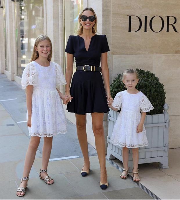 Inspiração de looks mãe e filhas!