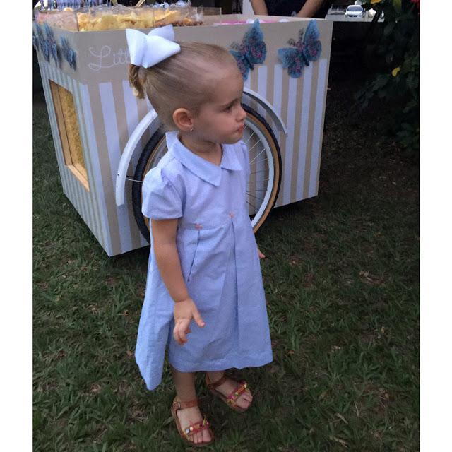 Vestidos de princesa by Maison Baby