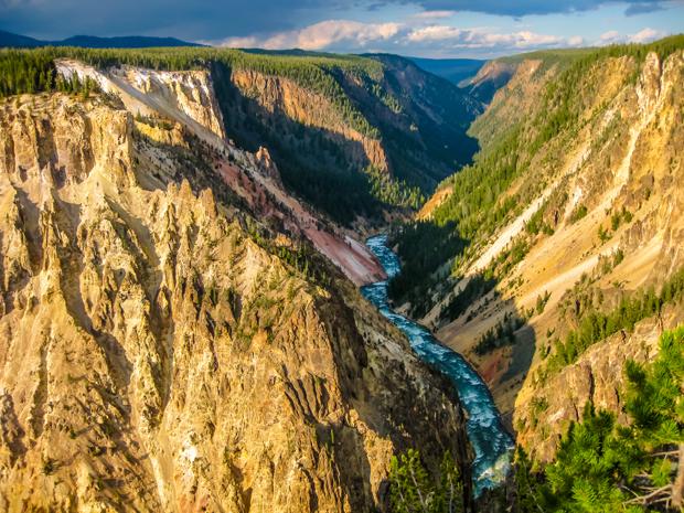 O verdadeiro velho oeste americano – Jackson Hole!
