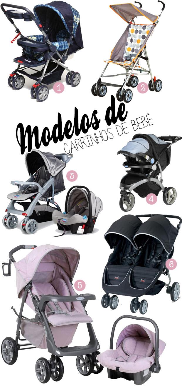 Os Melhores Carrinhos de Bebê!