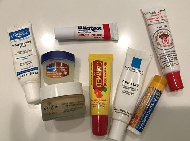 Os produtos que uso para o rosto!