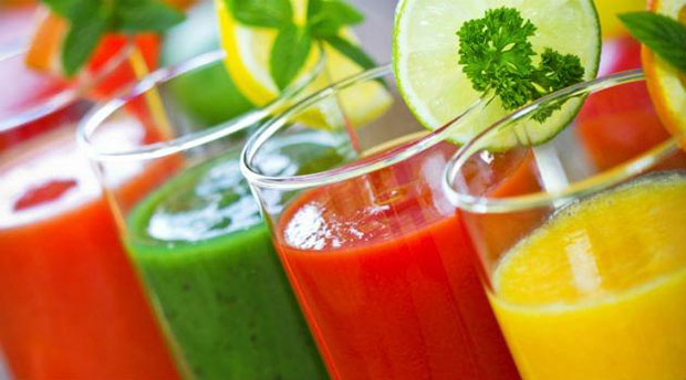 4 receitas de suco detox para você fazer já!