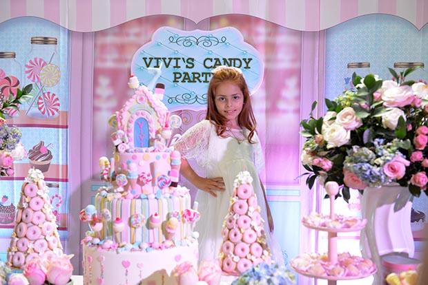 Candy Party da Vivi!