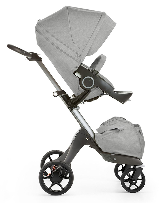 Novidades nos carrinhos de bebê!