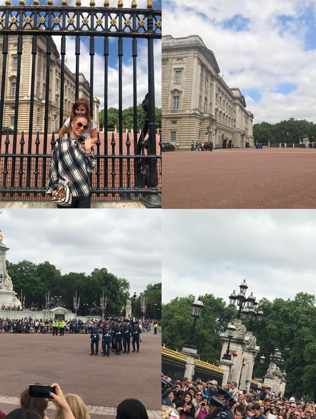 Londres, sexto dia!
