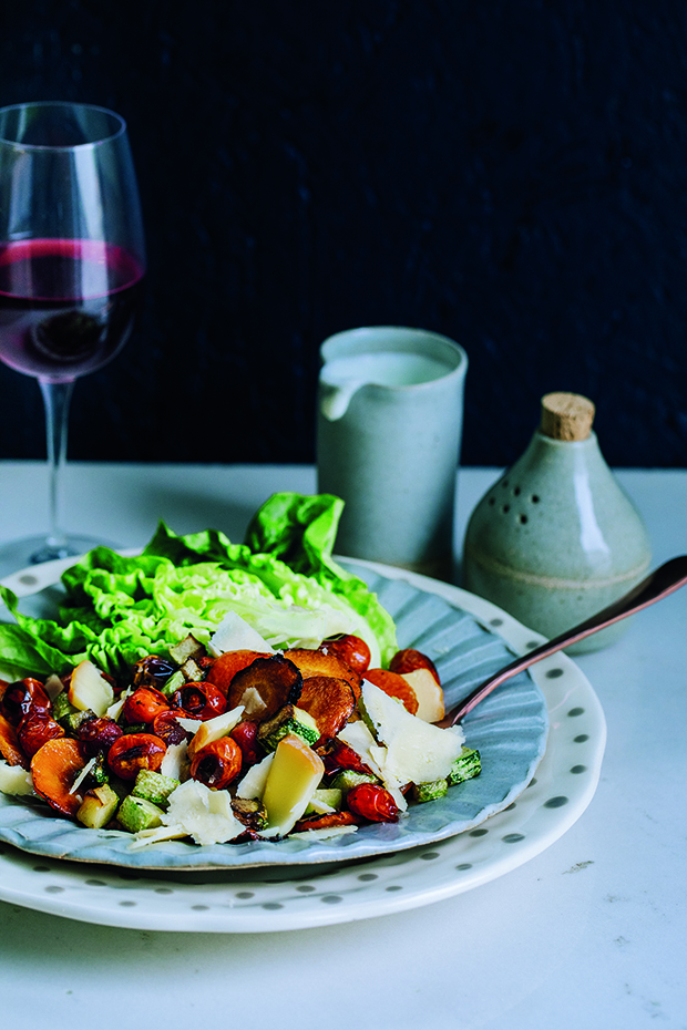 Saladas refrescantes para o verão!