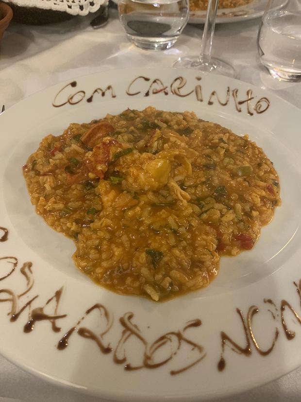 Restaurantes em Portugal!