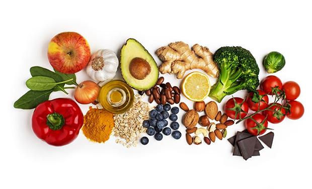 Quando se trata de saúde imunológica, o que comemos é muito importante!