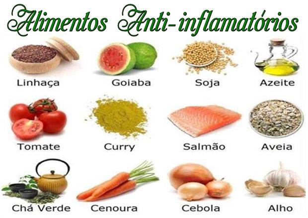 Invista em alimentos anti-inflamatórios para melhorar a saúde do corpo até o verão!
