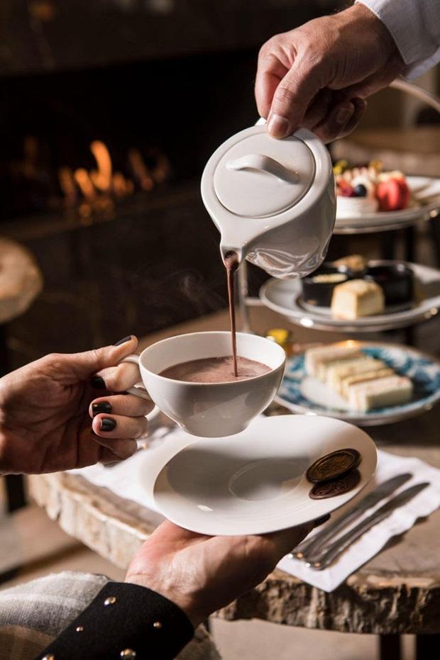 A melhor receita de chocolate quente!